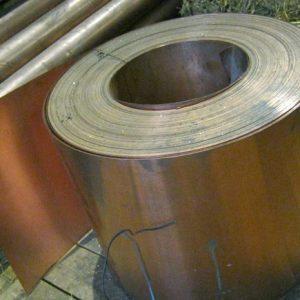 Фольга константановая МНМц40-1,5 / МНМц40-1,75