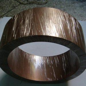 Лента высокостабильная из сплава манганин МНМцАЖ 3-12-0,3-0,3